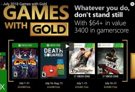 these are the free xbox games for july 2018 These are the free Xbox games for July 2018 Xbox Games with Gold July 2018