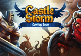 castlestorm headed to switch in august CastleStorm headed to Switch in August Castle STorm