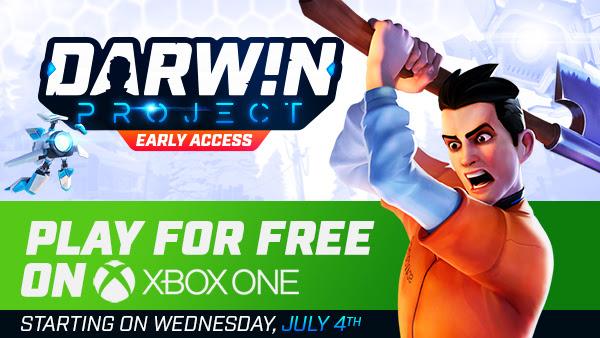darwin project free to play on xbox one Darwin Project free to play on Xbox One Darwin Project