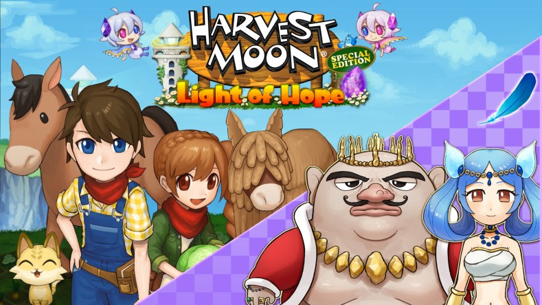 harvest moon: light of hope special edition gets final dlc Harvest Moon: Light of Hope Special Edition gets final DLC Harvest Moon Light of Hope Special Edition
