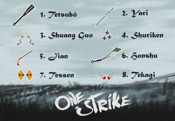 qubic games updating switch's one strike - taking fan feedback Qubic Games updating Switch's One Strike – taking fan feedback One Strike update options