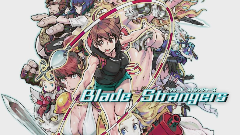 blade strangers (ps4) review Blade Strangers (PS4) review with stream Blade Strangers banner
