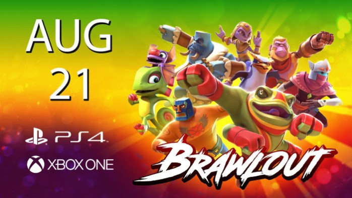 brawlout leaves steam early access and is out now on x1 and ps4 Brawlout leaves Steam Early Access and is out now on X1 and PS4 Brawlout banner Aug21