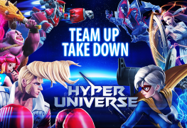free to play moba hyper universe available on xbox one Free To Play MOBA Hyper Universe Available on Xbox One Hyper Universe