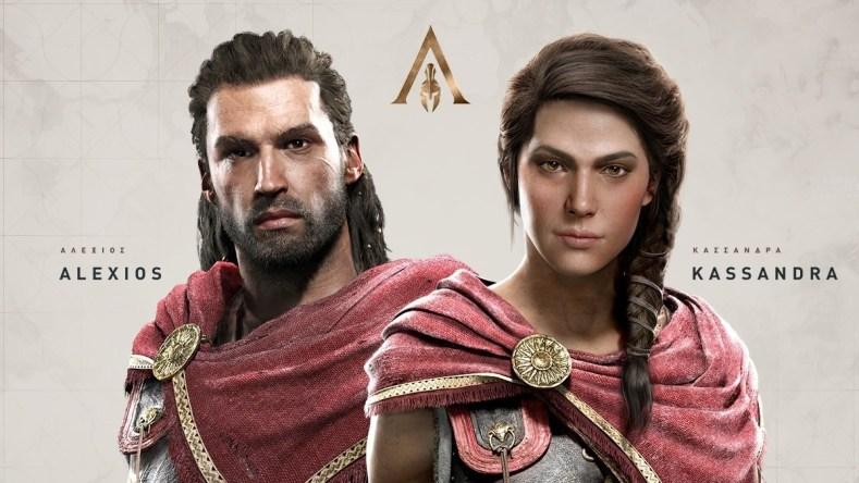 assassins creed origins protags 1116808