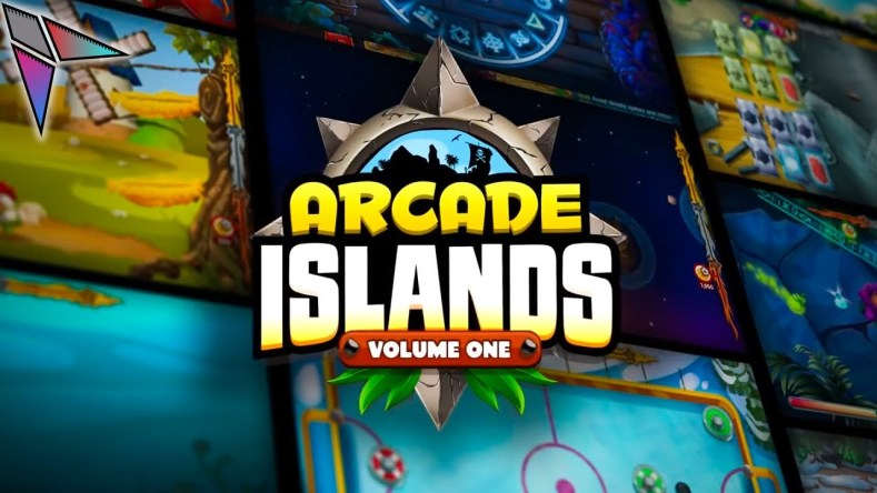 arcade islands volume one (xbox one) review Arcade Islands Volume One (Xbox One) Review with stream Arcade Islands Volume One 1