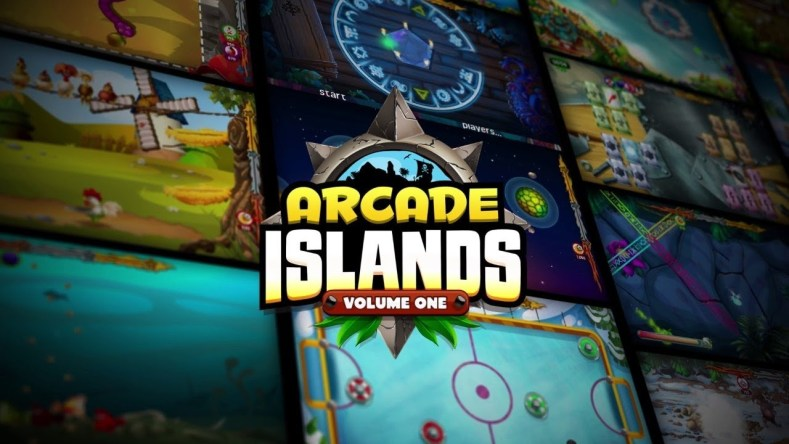 arcade islands: volume one, a kid-friendly mini game compilation, now available on ps4 and x1 Arcade Islands: Volume One, a kid-friendly mini game compilation, now available on PS4 and X1 Arcade Islands Volume One