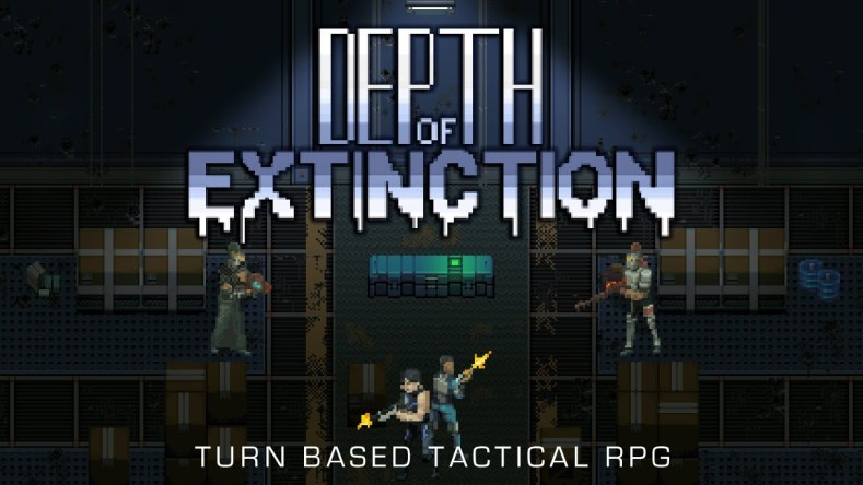depth of extinction is an underwater strategy game inspired by xcom Depth of Extinction is an underwater strategy game inspired by XCOM Depth of Extinction