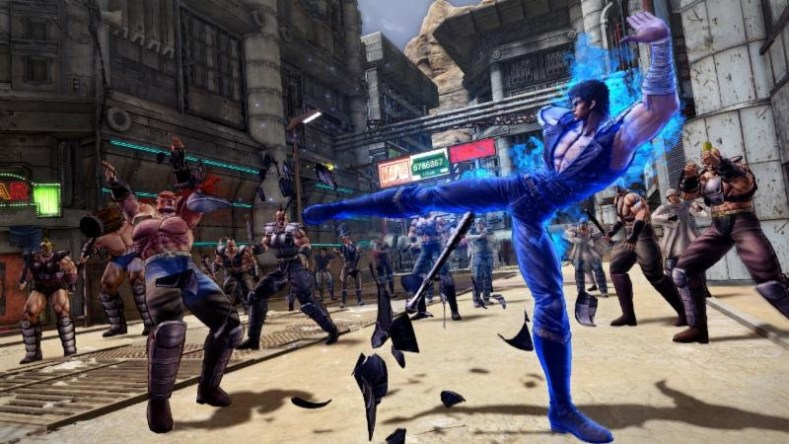 fist of the north star: lost paradise ps4 demo now available Fist of the North Star: Lost Paradise PS4 demo now available Fist of the North Star Lost Paradise