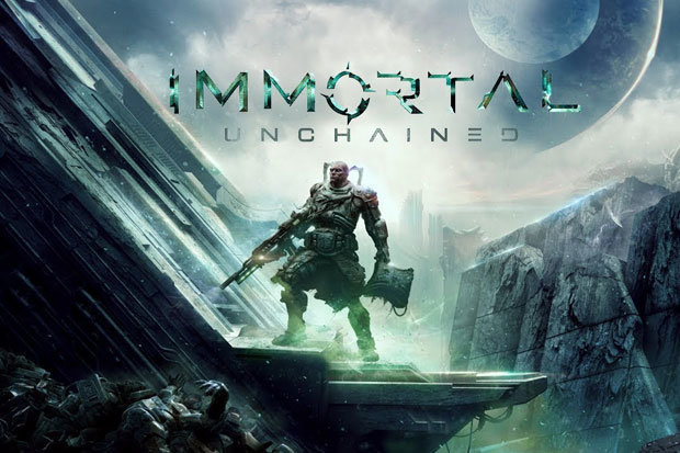 Immortal Unchained 1