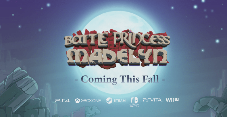 battle princess madelyn - coming this fall - new trailer here Battle Princess Madelyn – Coming This Fall – new trailer here Battle Princess Madelyn
