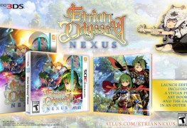 first trailer for etrian odyssey nexus 3ds here First trailer for Etrian Odyssey Nexus 3DS here Etrian Odyssey Nexus