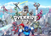 override: mech city brawl gets new trailer ahead of dec release Override: Mech City Brawl gets new trailer ahead of Dec release Override Mech City Brawl