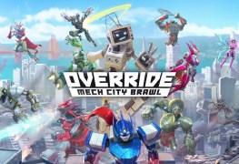 override: mech city brawl (pc) review Override: Mech City Brawl (PC) Review with Stream Override Mech City Brawl