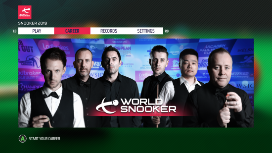 officially licensed snooker 19 coming to all platforms in 2019 Officially licensed Snooker 19 coming to all platforms in 2019 Snooker 19 pic1