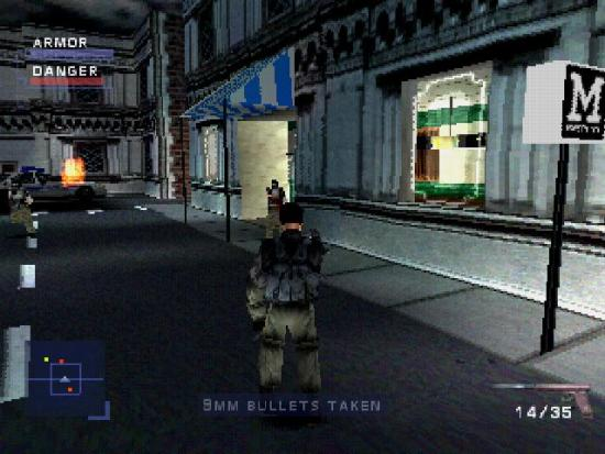 sony playstation classic lineup has some problems Sony PlayStation Classic lineup has some problems Syphon Filter