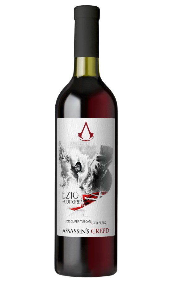 there is assassin's creed real life wine you and drink.... no, really. There is Assassin's Creed real life wine you and drink…. no, really. 2015 Ezio Auditore Super Tuscan Red Blend