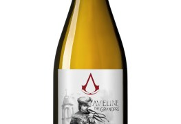there is assassin's creed real life wine you and drink.... no, really. There is Assassin's Creed real life wine you and drink…. no, really. 2017 Aveline de Grandpr   Appellation C  tes du Rh  ne Contr  l  e