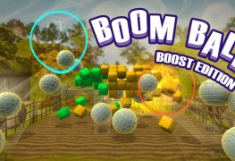 boom ball: boost edition (switch) review Boom Ball: Boost Edition (Switch) Review Boom Ball Boost Edition