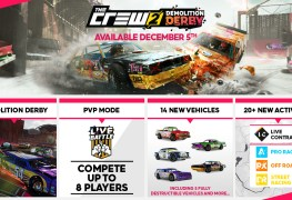 The Crew 2 Demolition Derby Discipline demolition derby The Crew 2 Gets Major Update Demolition Derby CREW2 UCS10303 TWT In StreamPhoto US 1543279365