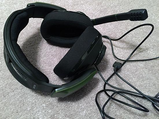sennheiser gsp 550 with 7.1 surround sound headset (pc) review Sennheiser GSP 550 with 7.1 Surround Sound Headset (PC) Review Sennheiser GSP550 Headset unit