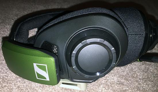 sennheiser gsp 550 with 7.1 surround sound headset (pc) review Sennheiser GSP 550 with 7.1 Surround Sound Headset (PC) Review Sennheiser GSP550 Headset volume