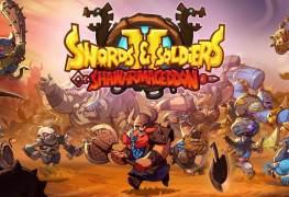 Swords Soldiers 2 Shawarmageddon