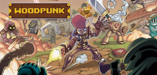 woodpunk is a retro roguelike shooter - trailer here Woodpunk is a retro roguelike shooter – trailer here Woodpunk