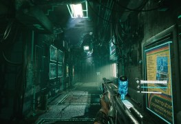 twisted cyberpunk first-person shooter 2084 announced for pc Twisted Cyberpunk First-Person Shooter 2084 Announced for PC 2084