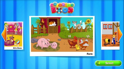 coloring book + dlc (switch) review Coloring Book + DLC (Switch) Review Coloring Book barn