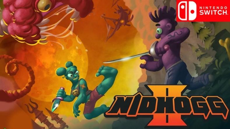 nidhogg 2 (switch) review Nidhogg 2 (Switch) Review Nidhogg 2