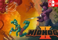 nidhogg 2 (switch) review Nidhogg 2 (Switch) Review Nidhogg 2