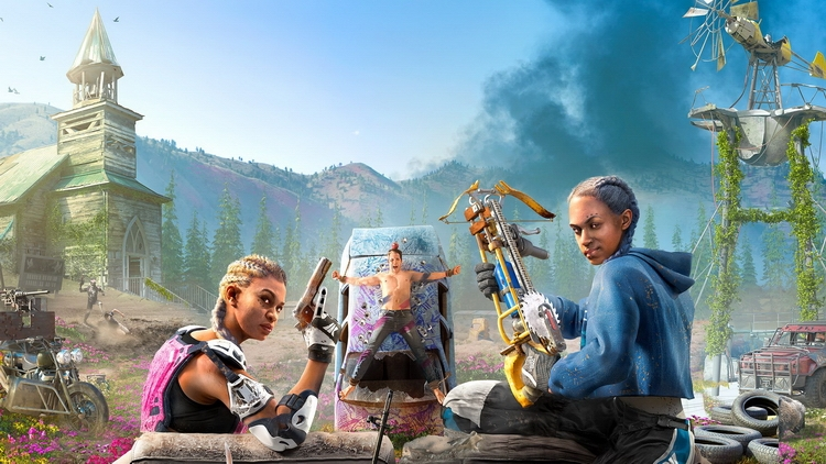 the far cry new dawn story trailer The Far Cry New Dawn Story Trailer Far Cry New Dawn Have Light RPG Approach