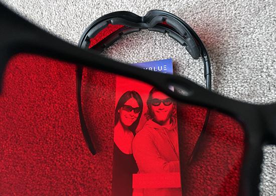 safety blue sleep savior glasses (accessory) review Safety Blue Sleep Savior Glasses (Accessory) Review Safety Blue Sleep Savior Red