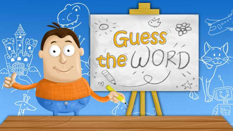 Guess The Word 01 press material