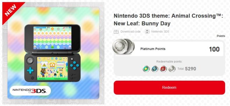 nintendo 3ds theme: animal crossing: new leaf: bunny day video Nintendo 3DS theme: Animal Crossing: New Leaf: Bunny Day video walkthrough Animal Crossing NL Bunny Day theme