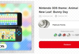nintendo 3ds theme: animal crossing: new leaf: bunny day video Nintendo 3DS theme: Animal Crossing: New Leaf: Bunny Day video walkthrough Animal Crossing NL Bunny Day theme