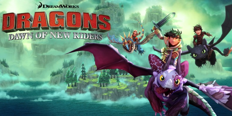 Dragons Dawn of the New Riders