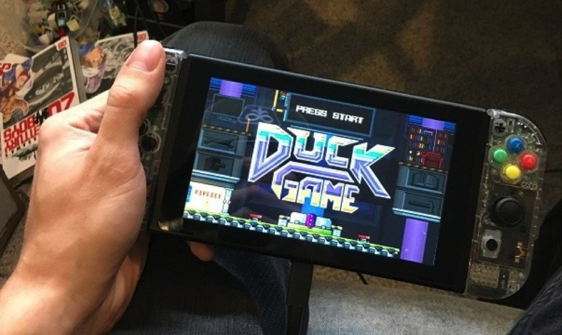 here is when duck game will be released on switch Here is when Duck Game will be released on Switch Duck Game switch
