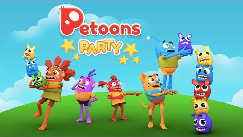 kid's game petoons party ps4 trailer here Kid's game Petoons Party PS4 trailer here Petoons Party