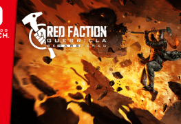 red faction guerrilla re-mars-tered edition has a performance vs quality mode Red Faction Guerrilla Re-Mars-tered Edition on Switch has a Performance vs Quality mode Red Faction Guerrilla Re Mars tere