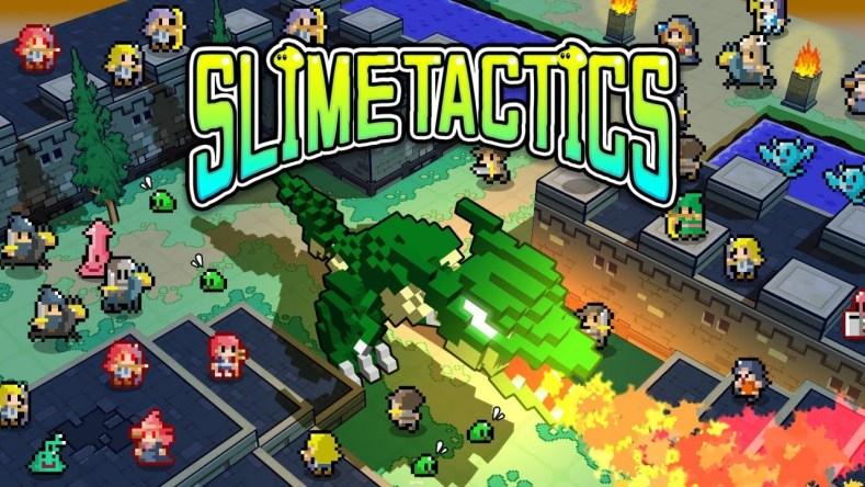 Slime Tactics banner