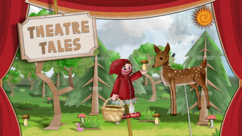 theatre tales puts you in charge of a puppet theater on switch Theatre Tales puts you in charge of a puppet theater on Switch Theatre Tales 01 press material