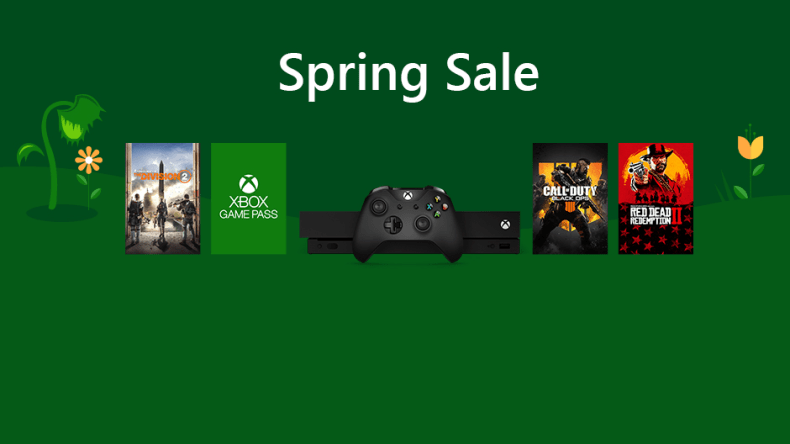 huge xbox spring sale happening now Huge Xbox Spring Sale happening now Xbox spring sale