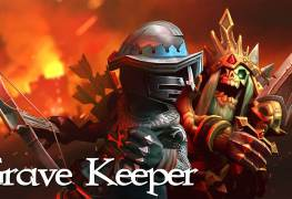 Grave Keeper (PC) Review with stream Grave Keeper 01 press material