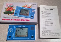 check out this radio shack lcd game plane & tank battle Check out this Radio Shack LCD game Plane & Tank Battle PlaneTankBattle RadioShack1a