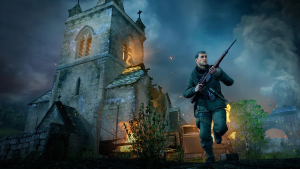 Here are 7 reasons why you should upgrade to the Remastered version of Sniper Elite V2 SNIPER ELITE V2 REMASTERED