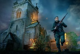 Here are 7 reasons why you should upgrade to the Remastered version of Sniper Elite V2 SNIPER ELITE V2 REMASTERED