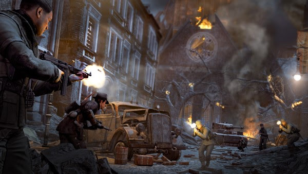 sniper elite v2 remastered launch trailer here Sniper Elite V2 Remastered launch trailer here Sniper 2