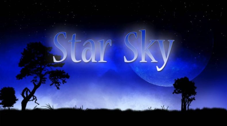 star sky is a nighttime walking sim on switch - trailer here Star Sky is a nighttime walking sim on Switch – trailer here Star Sky